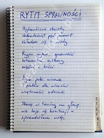 Wiersze Ciężkie Słowa Poezja Kulturystyczna